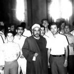 سید نقشبندی و خلوق یاسین - عراق 1975م