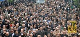 ۳ شهید گمنام در قلب های مردم رودسر آرام گرفتند