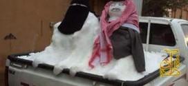 ساخت آدم برفی در عربستان حرام شد!