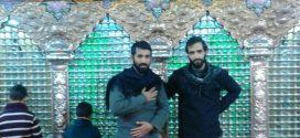 فیلم تشییع پیکر مدافع حرم و حافظ کل قرآن، احمد مکیان