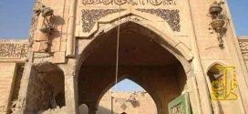 مقبره یونس نبی (ع) پس از نبش قبر توسط داعش در موصل عراق+کلیب